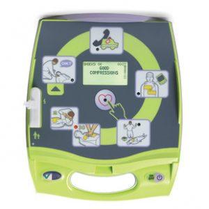 Défibrillateur externe automatisé AED Plus de Zoll