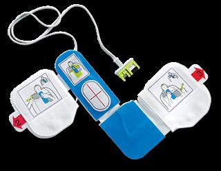 Électrode Zoll CPR-D-padz
