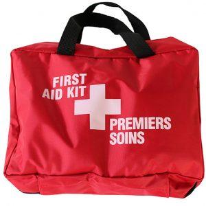 Trousse de premiers secours pour parent
